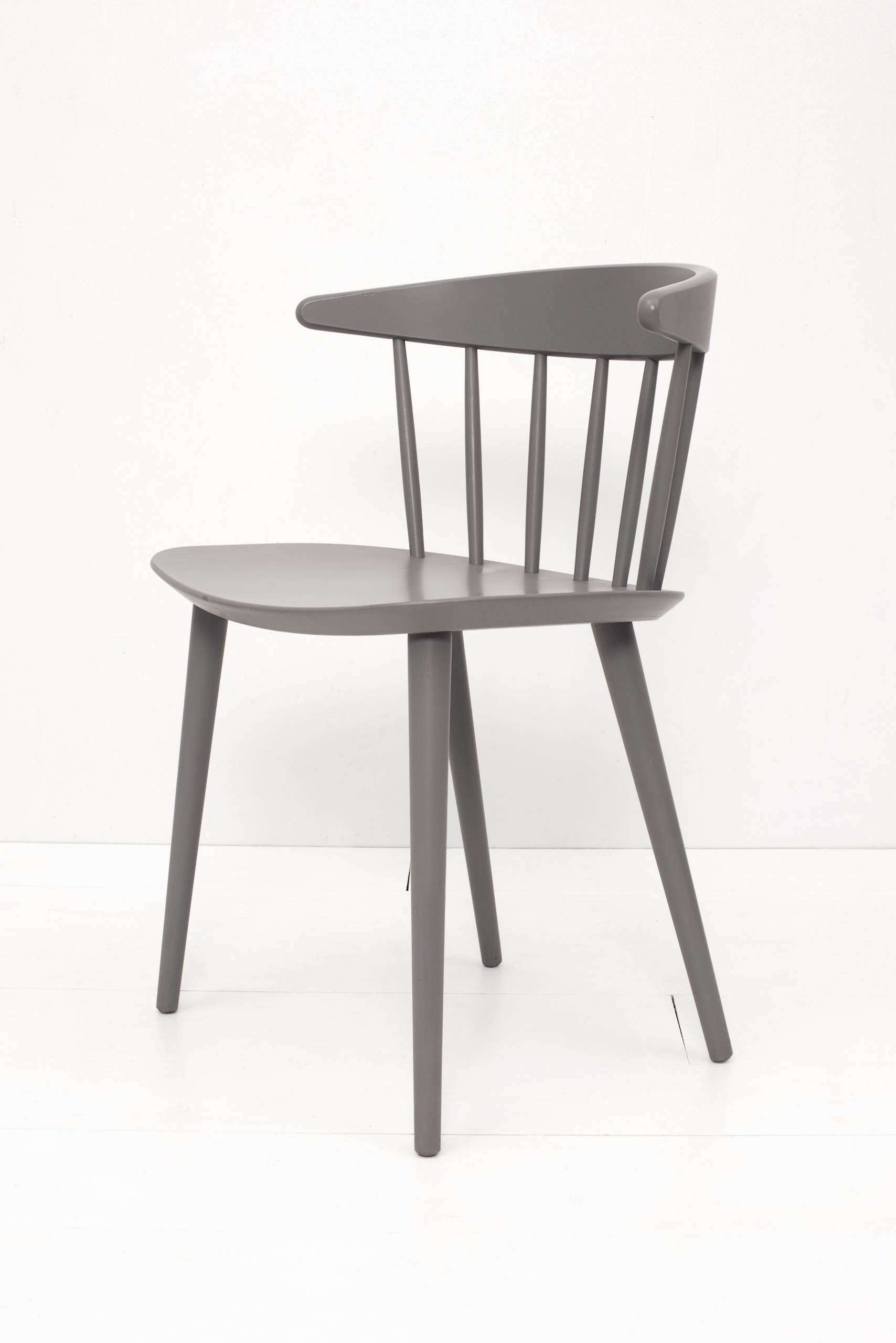 Hay design danish gray chair c089 for Hay design